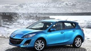 Направляющая бампера переднего правый Mazda 3